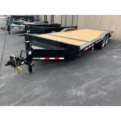 Midsota 22' Tilt Bed Trailer