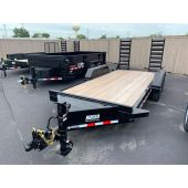 Midsota 16' Skid Steer Trailer