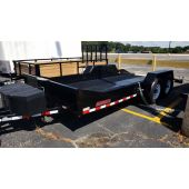 Midsota 18' Scissor Lift Trailer