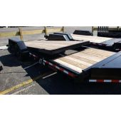 MIDSOTA 20' TILT BED TRAILER