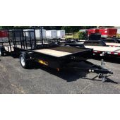 MIDSOTA NOVA 12' OPEN TRAILER