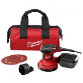 "Milwaukee 5"" Random Orbit Palm Sander"