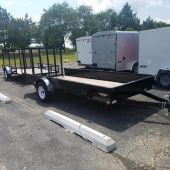 H&H H7614SS-030 14' Utility Trailer