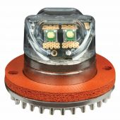 Ecco Hide-A-LED Directional 2 Bolt Warning Light 9011A