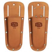 Felco 910 and 919 Belt Loop and Clip Holster Holders Combo Pack