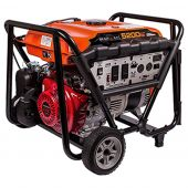 Echo Bear Cat GN5200 5200 Watt Portable Generator
