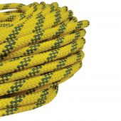 """All Gear Inc AGKMC716150 7/16"""" x 150' 32- Strand Braided Kernmantle Tower Line Arborist Rope"""