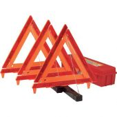 True Value 240721 Safety Triangles with Storage Case
