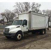 2011 International 4300M7 Box Truck