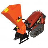 "Echo Bear Cat CH450H (4.5"") Skid Steer Chipper / Shredder"