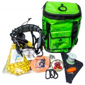 Petzel Sequoia Professional Arborist Climbing Kit (Small / Medium)