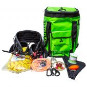 All Gear Professional Arborist Black Jack Climbing Kit (Medium)