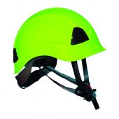 Ahlborn Equipment CLMH-SG Arborist Climbing Helmet Safety Green