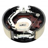 "Redline 12 1/4"" 9,000-10,000 General Duty Left Hand 7 Bolt Electric Drum Brake EB01-140"