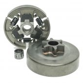 Aftermarket Stihl Chainsaw Clutch Bearing Drum Kit Replaces 1123 640 2003, 1123 160 2050, 9512 933 2260
