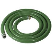 Green PVC Suction Hose 1240-2000-20 (2 X 20)