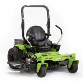 "Greenworks GZM 60R 82-volt Ride-On 60"" Zero Turn Mower w/ 13.8KW Battery & Charger"