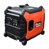 Echo Bear Cat IG3500E 3500 Watt Portable Inverter Generator