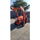 Kubota L3901HST TRACTOR WITH TURF TIRES
