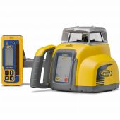 Spectra Precision Laser LL300-2 Self Leveling Laser Level with Tripod & Grade Level