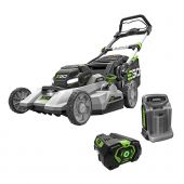 """EGO POWER+ 21"""" SELECT CUT™ LAWN MOWER WITH G3 5.0Ah BATTERY + 550W RAPID CHARGER"""