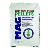 50lb Bag of Magnesium Chloride Pellet Ice Melt