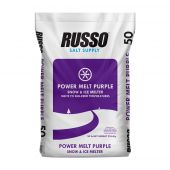 50lb Bag of Russo Power Purple Ice Melt