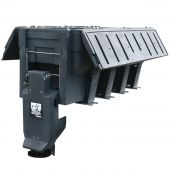 Buyers SaltDogg SHPE3000 Electric Poly Hopper Spreader