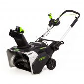 "Greenworks 82V 22"" Commercial Snow Thrower"
