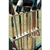 Trimmer Trap  TR-1 Portable Hand Tool Storage Rack for Trailers & Pick Up Trucks