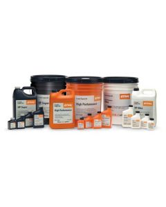 Stihl 2.5 Gallon Fully Synthetic Mix 0781 313 8010 (48 Pack)