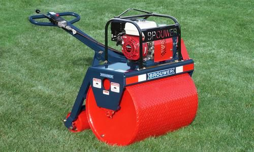 Brouwer Btr 30 Hd Traction Turf Roller Russo Power Equipment