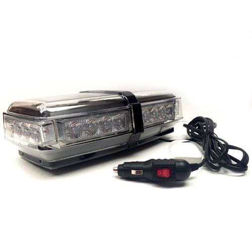 Mini Led Light Bar >> Mini Led Light Bar Amber Led In Color With Clear Outer Lens