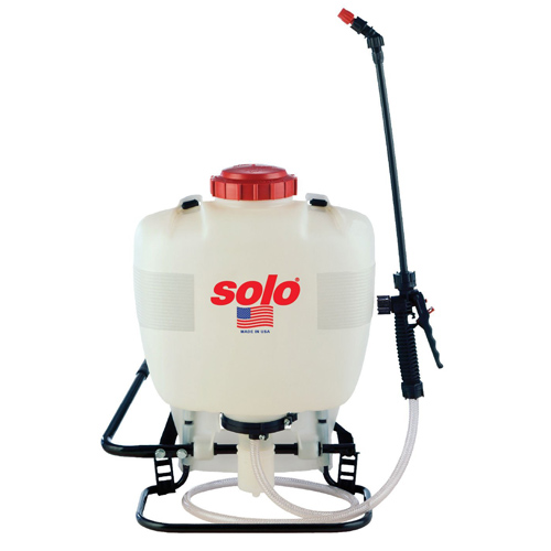 Solo 425 4 Gallon Piston Pump Backpack Sprayer
