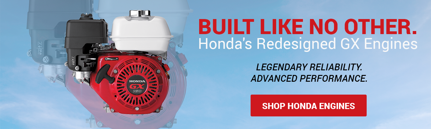 Honda Engines available at Russo