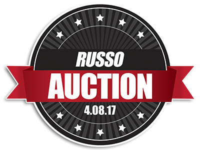 5th Annual Russo Spring Used Equipment Auction