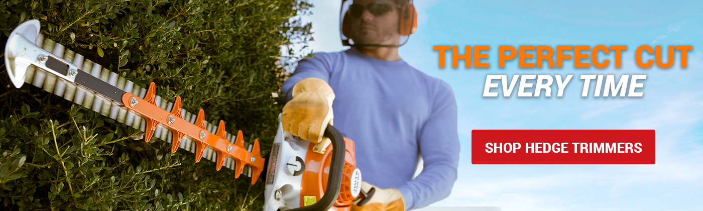 The Best Selection of Hedge Trimmers, available at Russo