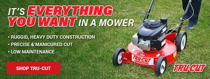Tru-Cut 21in Mower