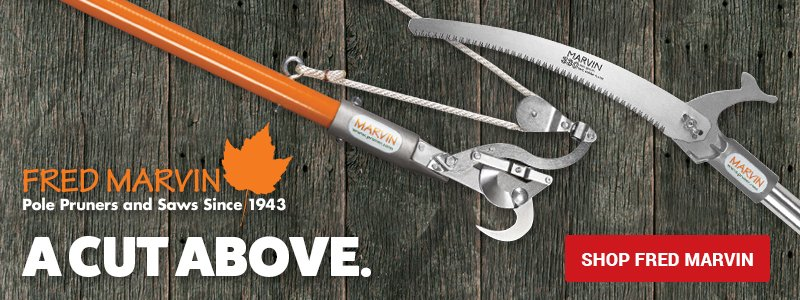 Fred Marvin Pole Pruners Since 1943