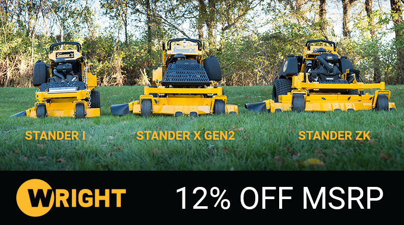 Wright Standers - 12% Off MSRP