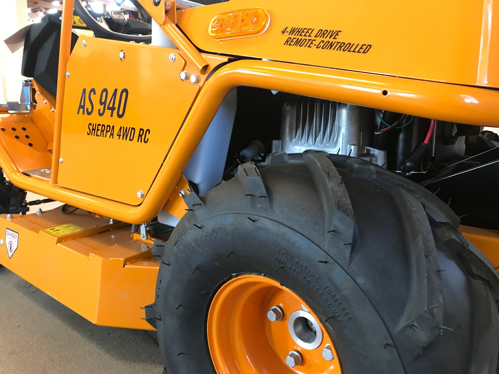 AS 940 Sherpa RC