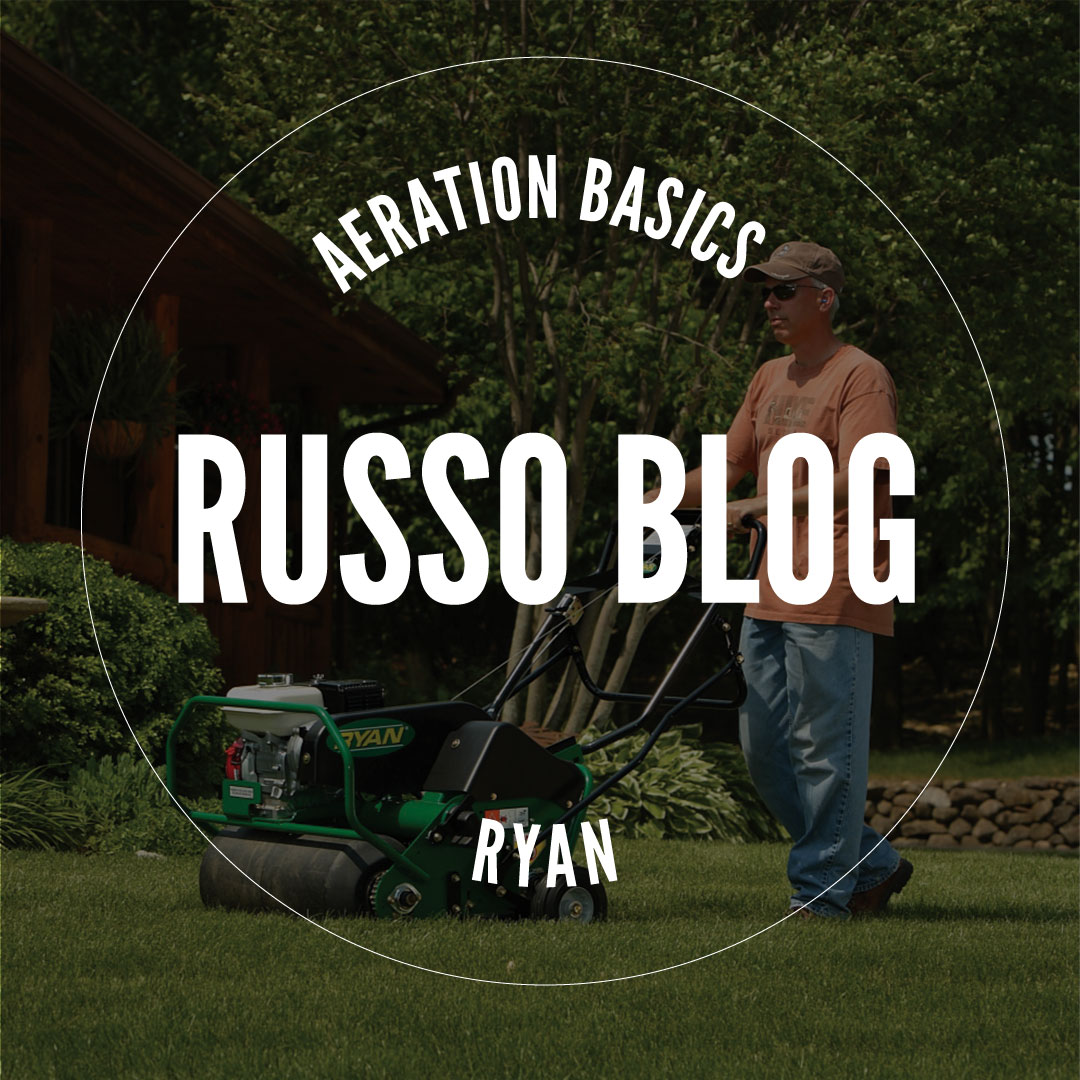 National Aerate Your Lawn Day