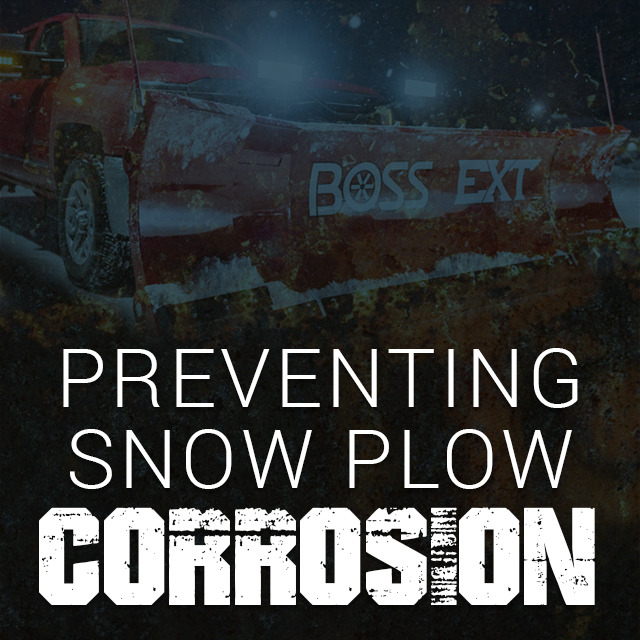 How to Prevent Plow Corrosion