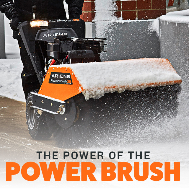 The Power of Power Brushes