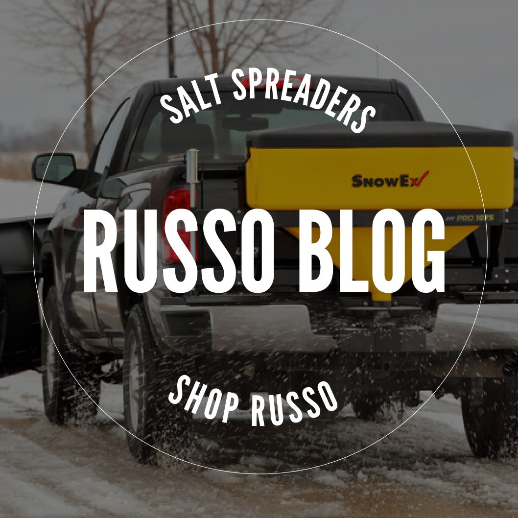 Salt Spreader Blog