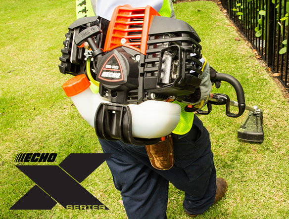 Echo X-series Trimmers