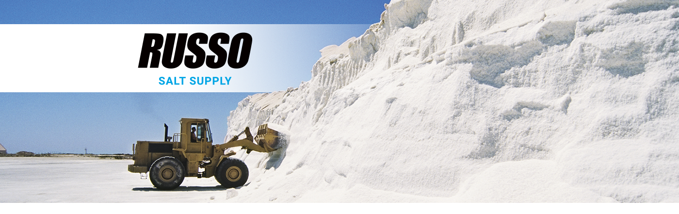 Russo Salt Supply - Chicagoland's Largest Inventory of De-icing Material