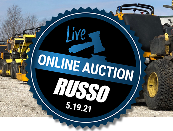 Live Online Auctions at Russo